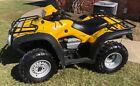 2005 YELLOW & BLACK HONDA FOREMAN S 500 ATV 4x4 GARAGE KEPT INCREDIBLE CONDITION