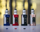 Authentic Wismec Sinuous FJ200 200W Mod with DIVIDER Tank Full Kit USA Seller
