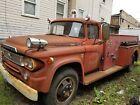1960 Dodge Other  1960 dodge fire truck firetruck mopar fire engine 1959