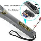 Handheld Metal Detector Wand Scanner for Airport School Station Sensitive Well