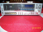 Nice Vintage JCPenny AM/FM Stereo Cassette Player Recorder Clock Radio