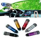 2pc Mini Auto Car  Fresh Air Ionic Purifier Oxygen Ionizer Bar Ozone Air Cleaner