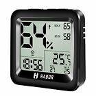 Habor Digital Hygrometer Thermometer with High Accuracy Indoor Temperature Hu...