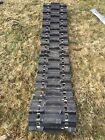 """159"""" Camoplast Track Cut Down To 1-1/2"""" to 1-5/8"""" 2.52 Pitch 15"""" Wide"""
