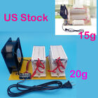 15g/20g Tube Commercial Ozone Generator Ozone Disinfection Machine Air Purifier