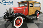 Ford Model A Huckster COOL MODEL A HUCKSTER, INLINE 200CI 4CYL, GREAT FOR ADVERTISING OR PARADES!