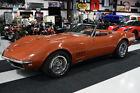 1968 Chevrolet Corvette 427/435HP 4-SPEED CONVERTIBLE W/ HARDTOP RALLYES 427/435 HP TRI-POWER 4-SPEED FACTORY COLORS BRONZE/DARK ORANGE FACTORY WHEELS