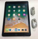 Apple iPad 5th Gen. 128GB (2017) Wi-Fi, 9.7in - Black & Space Gray