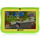 "7"" BDF E88 2500mAh Kids Tablet PC Android 4.4 Quad Core 4GB Cameras WiFi"