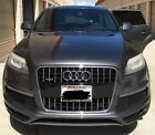 2011 Audi Q7 S-LINE vehicle