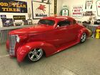 1938 Chevrolet Street Rod 5 Window Coupe 1938 Chevy Street Rod Coupe, Steel Body, V-8, Air Ride, Show Quality