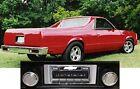 1978-1985 Chevrolet El Camino USA-630 II High Power 300 watt AM FM Car Stereo