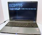 Gateway M680 17'' Notebook (Intel Pentium M 1.73GHz 1GB) BROKEN AS IS