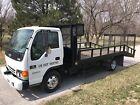 2002 Isuzu NPR  Isuzu NPR Diesel (Chevy W4500) Landscape Body/Mowing Truck 2nd Owner