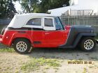 1948 Willys 439  1948 willys jeepster