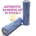 AUTHENTIC SAMSUNG INR 21700 40T BATTERY 4000mah 30A IN STOCK NOW!! SHIPS FAST!