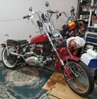 1900 Custom Built Motorcycles Chopper  1968 BSA Firebird