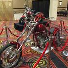 2003 Custom Built Motorcycles Chopper  2003 Bourget Custom Chopper