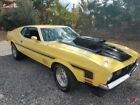 1973 Ford Mustang  HIGH PERFORMANCE 1973 FORD MUSTANG MACH 1
