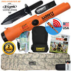 Garrett Pro Pointer AT Z-LYNK w/ Backpack, Camo Softcase, Sand Scoop & More