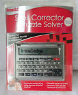 New And Sealed Franklin Spell Corrector & Puzzle Solver SA-309