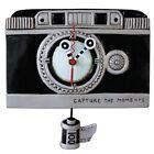 Allen Designs Vintage Camera Film Canister Pendulum Clock