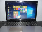"Toshiba Satellite L55D-A5349 15.6"" Laptop AMD A8-5545M APU 1.7GHz Windows 10"