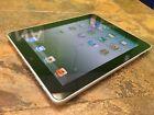 Apple iPad 1st Gen. 32GB, Wi-Fi, 9.7in - Black **READ***