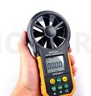 Handheld Digital LCD Display Anemometer Wind Speed Meter Air Flow Tester