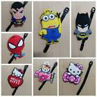 Luggage Tag Travel Suitcase Backpack Duffel Baggage Bag Name Animation Cartoon