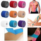 Elastic Muscle Care Tape Running Sports Athletic Physio Therapeutic 2.5cmX5m