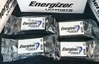 Energizer 9V (4 Pack) Ultimate Lithium Batteries Individually Wrapped EXP 2026+