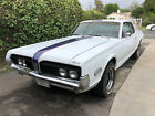 1968 Mercury Cougar  1968 Mercury Cougar One Owner California Car