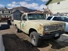 1975 International Harvester 200  1975 International pickup 200 4x4