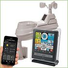 WIRELESS WEATHER STATION 5in1 Programmable Sensor Remote Monitoring Weather App