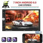 """Quad Core Android 6.0 3G WIFI 7"""" Double 2DIN Car Radio Stereo MP5 Player GPS"""