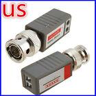 CAT5 CCTV Camera BNC Video Balun Transceiver UTP Cable 202E
