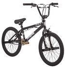 "20"" Mongoose BRAWLER Freestyle Boys' BMX Bike, Black tax free"