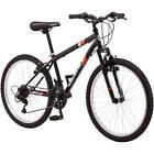 "24"" Roadmaster Granite Peak Boys Mountain Bike, Black tax free"