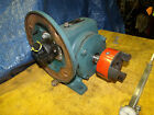 Reliance Master XL Speed Reducer M625879001QR Ratio 5.0:1 4.62 Max In HP Lovejoy
