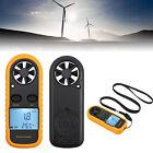 Digital LCD Thermometer Anemometer Temperature Gauge Air Wind Speed Meter Tester