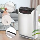 3Speed Air Purifier Carbon Ion Air Cleaner Odor Dust Remover HEPA Room Powerful
