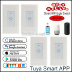 US 4Pack Smart WIFI Light Switch Works w/Alexa Google IFTTT Tuya App iOS Android
