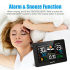 Digital Wireless Weather Station Clock Weather Forecast Temperature Humidity USB