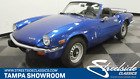 Triumph Spitfire  GREAT DRIVING SPITFIRE, BELIEVED TO BE ORIGINAL 1.3 I4, 4 SP MANUAL, FRONT DISCS