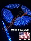 NEW 25' MARINE BOAT BLUE IP68 WATERPROOF LED STRIP LIGHT 60LED/M WHITE PCB