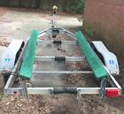 used boat trailers