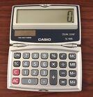 CASIO Calculator SL-100L Two Way Power Solar Plus Battery Back-up DUAL LEAF