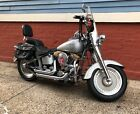 1990 Harley-Davidson Touring  1990 Harley Davidson Grey Ghost