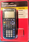 Texas Instruments TI-83 Plus Graphing Calculator, new sealed, batteries included